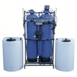 Déminéralisateur automatique pour eau ultra pure 135 à 875 litres
