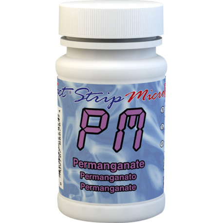 Analyser la présence de permanganate dans l'eau