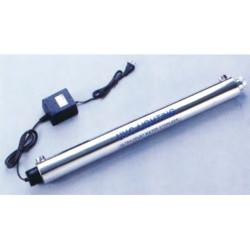 Lampe UV 6 à 110W pour stériliser l'eau
