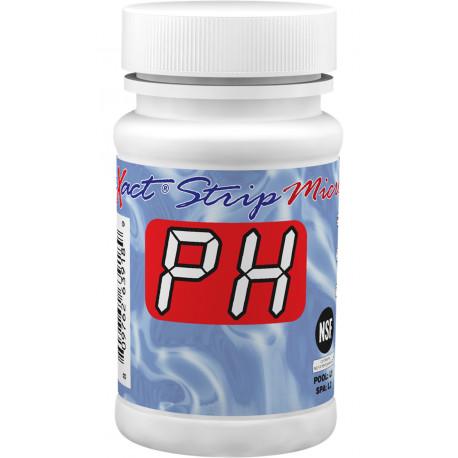 Tester le pH de votre eau