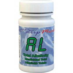 eau alcaline test