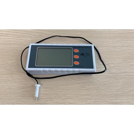 Ecran LCD pour osmoseur domestique