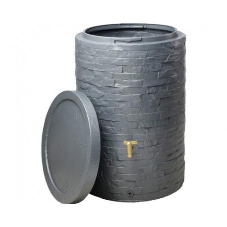 Kit Arondo 250 Litres Gris asphalte