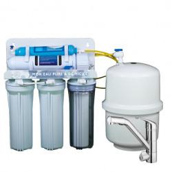 Basicos - Osmoseur à réservoir sans électricité