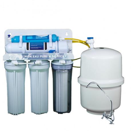 Filtres de rechange 7 Niveaux-Osmose Inverse Osmose Inverse installation Filtre à eau 50 GPD Membrane