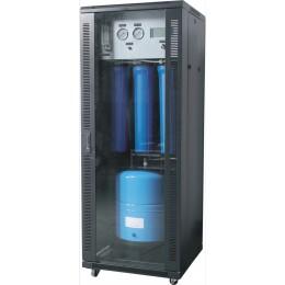 Osmoseur professionnel Mobile 5 à 6 niveaux 800 GPD
