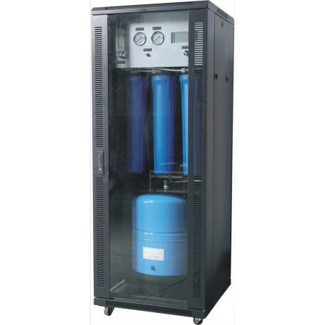 Osmoseur professionnel Mobile 5 à 6 niveaux 400 à 800 GPD