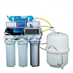 Classicos - Osmoseur 5 à 7 niveaux avec pompe et vidange automatique