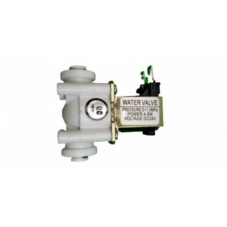 Electrovanne de vidange pour osmoseur domestique