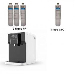 Limpidos - Osmoseur fontaine 75GPD mobile