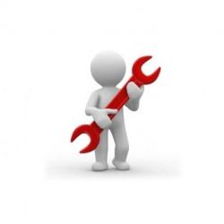 Forfait de réparation osmoseur domestique (hors garantie)
