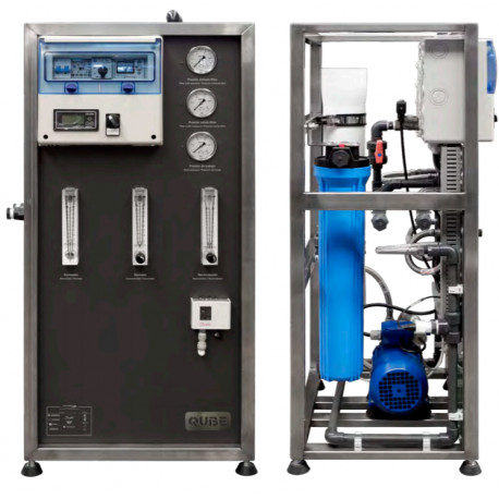Osmoseur Industriel 800 GPD
