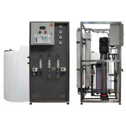 Osmoseur Industriel 200 à 1 000 l/h jusqu'à 10 000 PPM