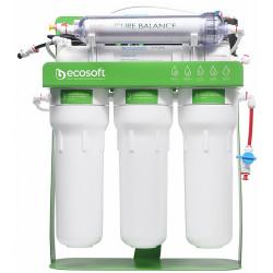 Pure Balance - Osmoseur 75 GPD à faible rejet avec reminéralisation