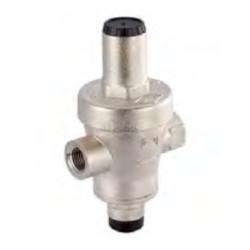 Régulateur de pression métallique réglable