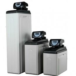 Adoucisseur compact 7 à 14 litres à compteur volumétrique