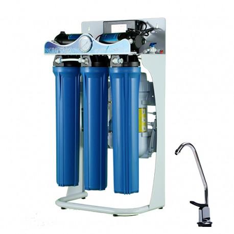 Osmoseur professionnel 5 à 6 niveaux 200 à 600 GPD