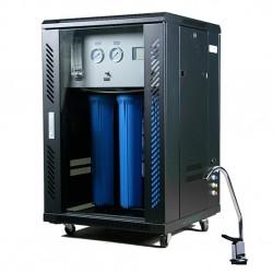 Osmoseur professionnel Semi-Mobile 5 à 6 niveaux 800 GPD