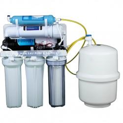 Classicos / Deluxos - Osmoseur 5 à 7 niveaux avec pompe et vidange automatique
