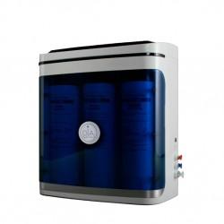 Ultimos - Osmoseur 400 GPD avec pompe booster, vidange automatique et cartouches à baïonnettes