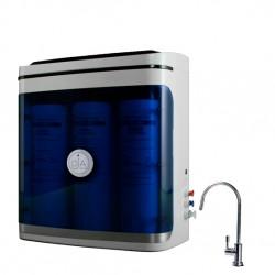 Ultimos - Osmoseur 400 GPD avec pompe, vidange automatique et cartouches à baïonnettes