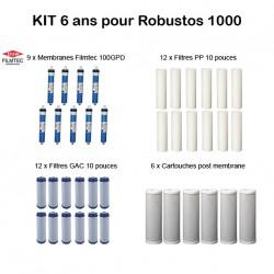 Kit d'entretien Filmtec pour Robustos 300 GPD