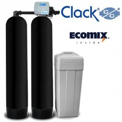 Adoucisseur Pro TWIN 2x25 à 2x150 litres