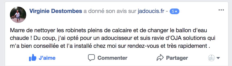 Adoucisseur Lievin