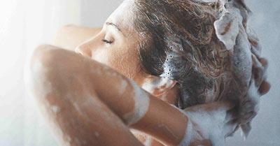 Retrouver la sensation de l'eau adoucie sur la peau