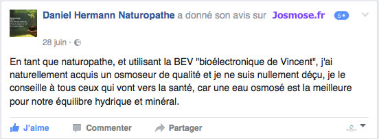 Témoigages naturopathe