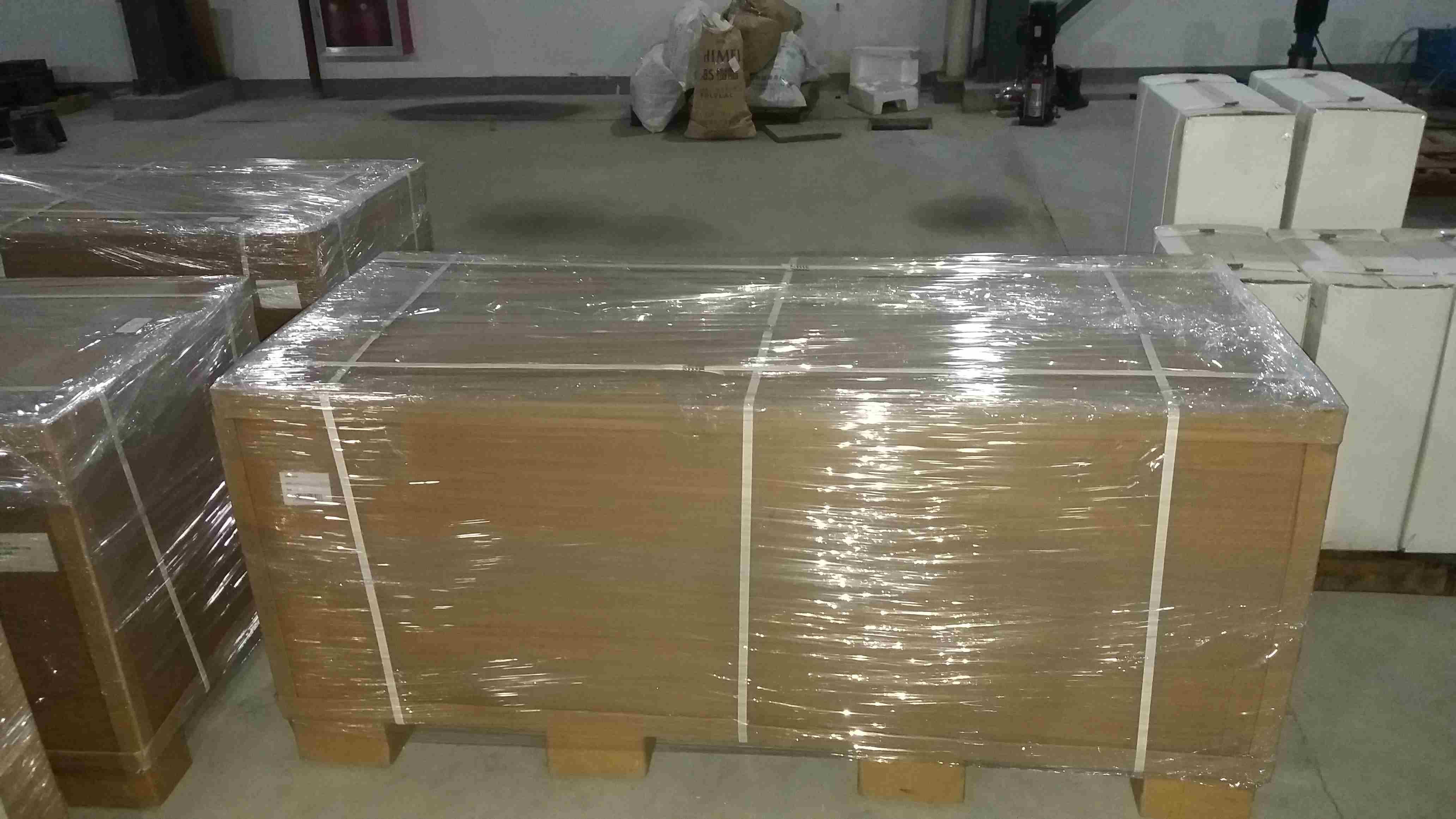 Osmoseur industriel emballé