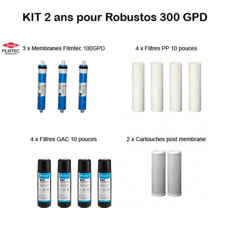 Kit Robustos
