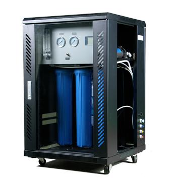 Osmoseur semi-mobile ouvert