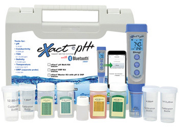 Tester la conductivité de votre eau