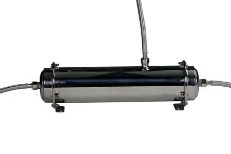 ultrafiltration avec tuyaux