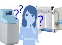 Osmoseur et adoucisseur : Quelle différence ?