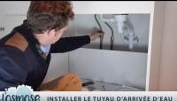 Comment installer le tuyau d'arrivée d'eau pour son osmoseur