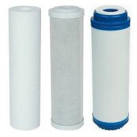Changer les filtres de votre osmoseur Ecowater